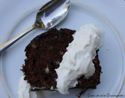 Gâteau Choco-Noisettes