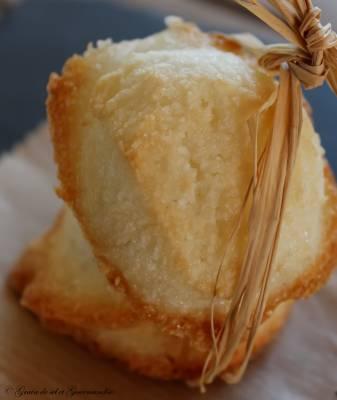 Bouchées à la noix de coco (moelleuses)