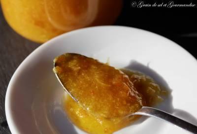 Marmelade de clémentine Corse