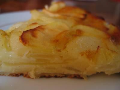 Gâteau de Pommes et Poires