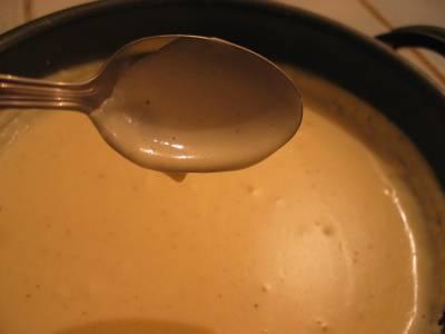 La sauce Béchamel