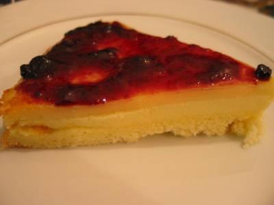 Gâteau Bourguignon