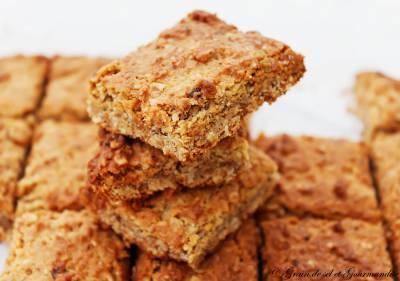 Biscuits de mon vieux pote (Jamie Oliver-5 ingrédients)