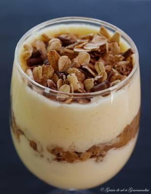 Tiramisu Banana-Muesli Crunchy
