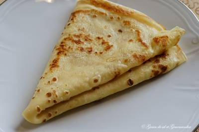 La Pâte à Crêpes selon Pierre Hermé
