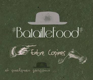 Bataille food #53 : Annonce du thème